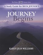 The Journey Begins (Study Guide)