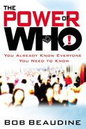 The Power of Who Hardback
