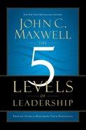 The Five Levels of Leadership Hardback