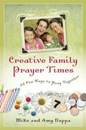 Creative Family Prayer Times