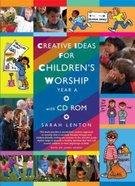 Creative Ideas For Children's Worship