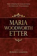 Marie Woodworth Letter Collection Paperback