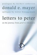 Letters to Peter Hardback