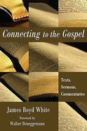 Connecting to the Gospel Paperback