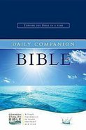 Ceb Daily Companion Bible Navy