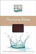 Ceb Thinline Burgundy