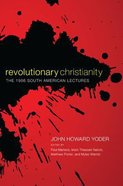 Revolutionary Christianity Hardback