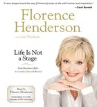 Life is Not a Stage (Unabridged) CD