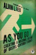 As You Go Paperback