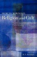 Religion and Cult Hardback