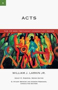 Ivp Ntc: Acts (Ivp New Testament Commentary Series) Paperback