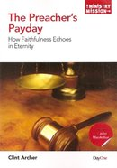 Preacher's Payday (Ministry And Mission Series)