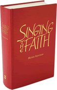 Singing the Faith (Large Print Words Edition) Hardback