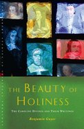 Beauty of Holiness,The Paperback