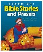 Goodnight Stories and Prayers Hardback