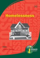 Homelessness (#243 in Issues In Society Series) Paperback