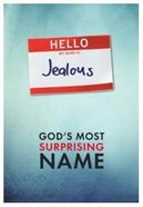 God's Most Surprising Name Booklet