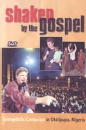Shaken By the Gospel DVD