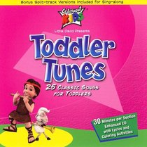 Cedarmont Kids: Toddler Tunes (Kids Classics Series)