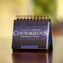Daybrighteners: Courageous (Padded Cover)