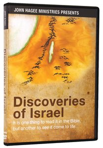 Scr DVD Discoveries of Israel: Screening Licence Standard
