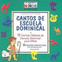 Cedarmont Kids: Cantos De Escuela Dominical (Sunday School Spanish) (Kids Classics Series)