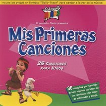Cedarmont Kids: Mis Primeras Canciones (Toddler Tunes Spanish) (Kids Classics Series)