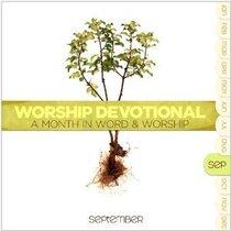 Worship Devotional-September 2011 Double CD