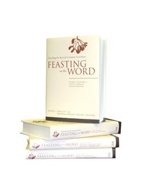 Feasting on the Word (4 Volume Set) (Year B) (Feasting On The Word/ Preaching The Revised Common Lectionary Series)