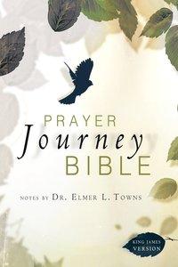 KJV Prayer Journey Bible