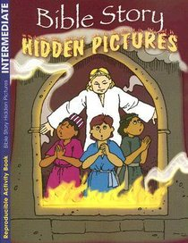 Bible Story Hidden Pictures (Ages 6-10, Reproducible) (Warner Press Colouring & Activity Books Series)