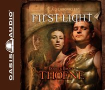 First Light 13 CDS (Unabridged) (#01 in A.d. Chronicles Series)