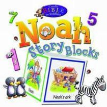 Noah Story Blocks (Candle Bible For Toddlers Series)