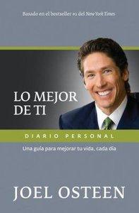 Lo Mejor De Ti, Diario Personal (Become A Better You Journal)