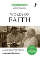 Words of Faith (Being With God Series)
