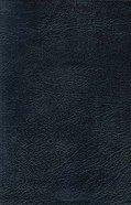 NKJV Giant Print Center-Column Reference Bible Black Bonded Leather