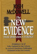 The New Evidence That Demands a Verdict Hardback