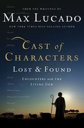 Cast of Characters: Lost and Found Hardback