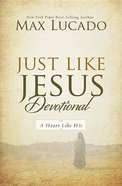 Just Like Jesus Devotional Hardback