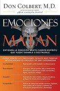 Emociones Que Matan (Deadly Emotions) Paperback