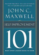 Self-Improvement 101 Hardback