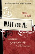 Wait For Me Paperback