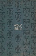 ICB Gift & Award Bible Gray Sheilds (Black Letter Edition) Paperback