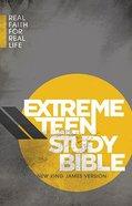 NKJV Extreme Teen Study Bible Hardback