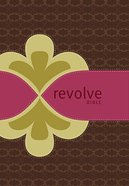 Ncv Revolve Bible Chocolate/Raspberry/Biscuit Premium Imitation Leather
