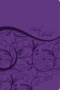 KJV Sisters in Faith Holy Bible Grape Imitation Leather