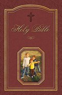 KJV Grandmother's Memories Bible Leathersoft Autumn Brown Premium Imitation Leather