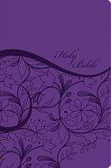KJV Sisters in Faith Holy Bible Grape (Indexed) Imitation Leather