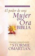 Nvi Biblia El Poder De Una Mujer Que Ora (Nvi Power Of A Praying Woman Bible)