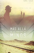 MS All De Las Fronteras De Minos (Beyond The Borders Of Minos) Paperback